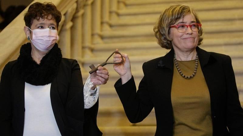Las llaves del Pazo de Meirás vuelven a manos públicas 82 años después