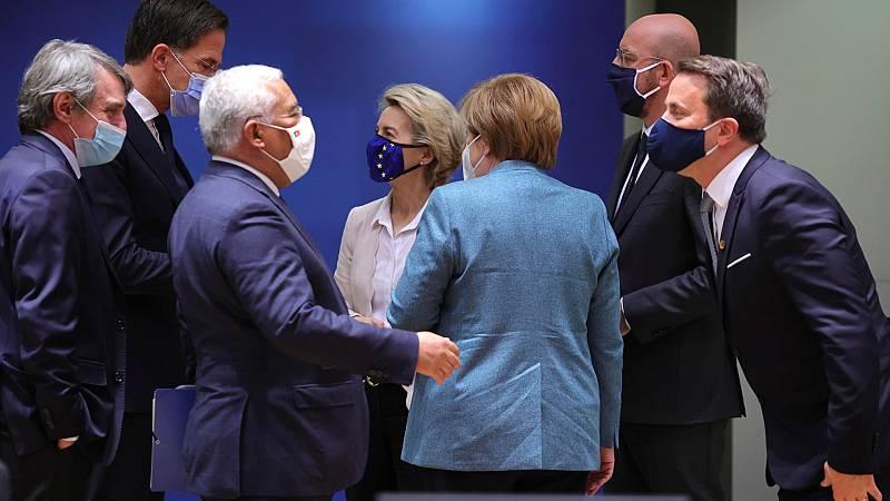 La UE desbloquea el fondo de recuperación y el presupuesto europeo
