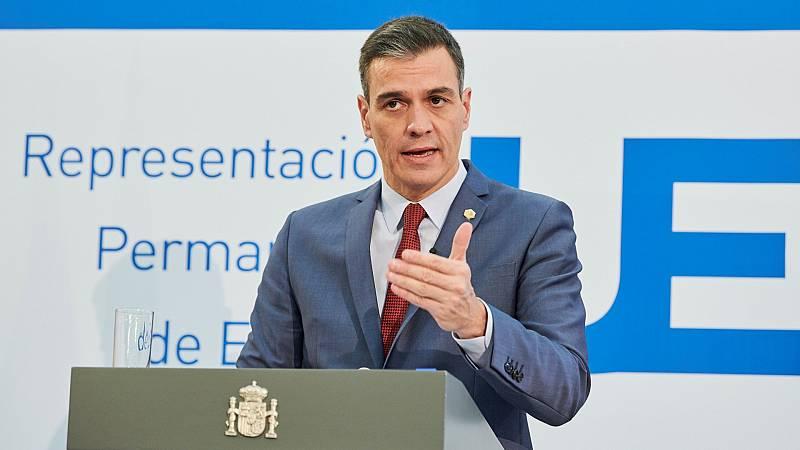 Sánchez asegura que es la Casa Real y no el Gobierno quien deba responder si el emérito va a volver pronto