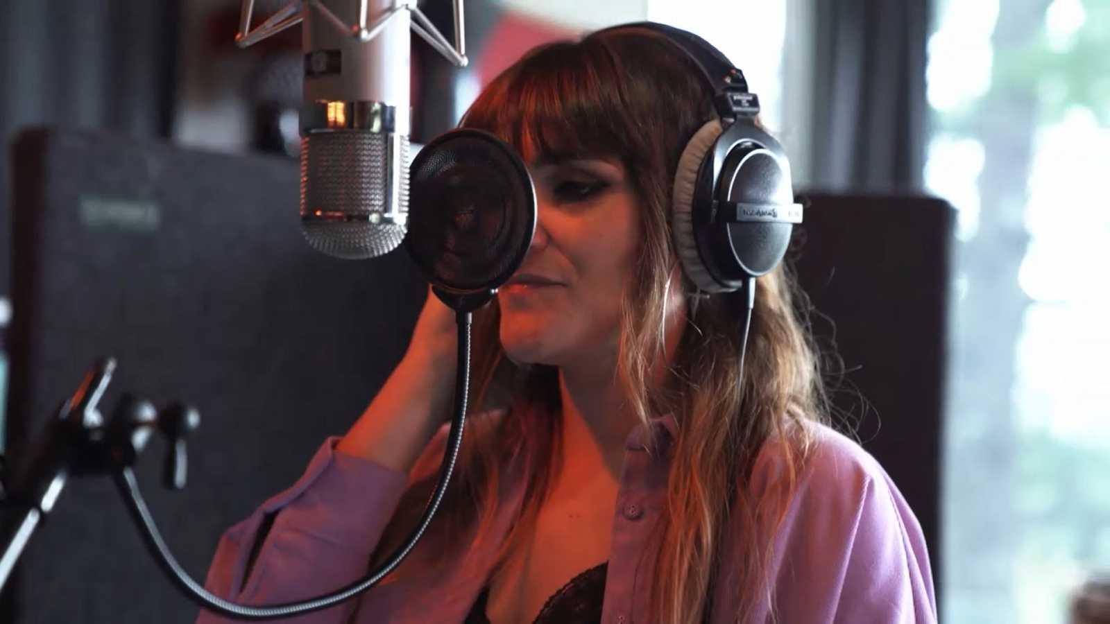 Rozalén pone voz a la cabecera de 'Cuéntame'