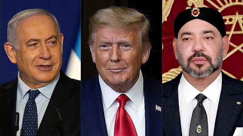 Satisfacción en Marruecos por el reconocimiento de EE.UU. de su soberanía sobre el Sáhara