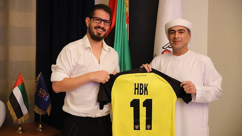 El avance diplomatico arabe-israelí también se traslada al fútbol