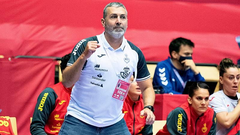 """Carlos Viver analiza la derrota ante Francia: """"Ayer el equipo estuvo sólido"""""""