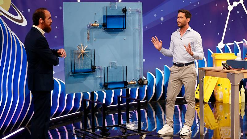 Órbita Laika - Física con Javier Santaolalla - Eficiencia energética