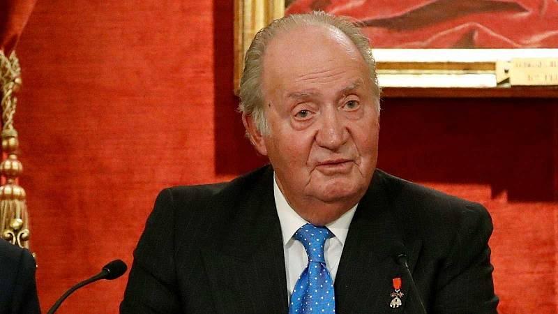 La Fiscalía continuará investigando las transferencias opacas que recibió el rey emérito de un millonario mexicano