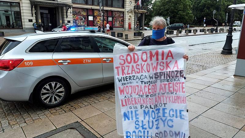 Polonia, un país hostil para el colectivo LGTBI
