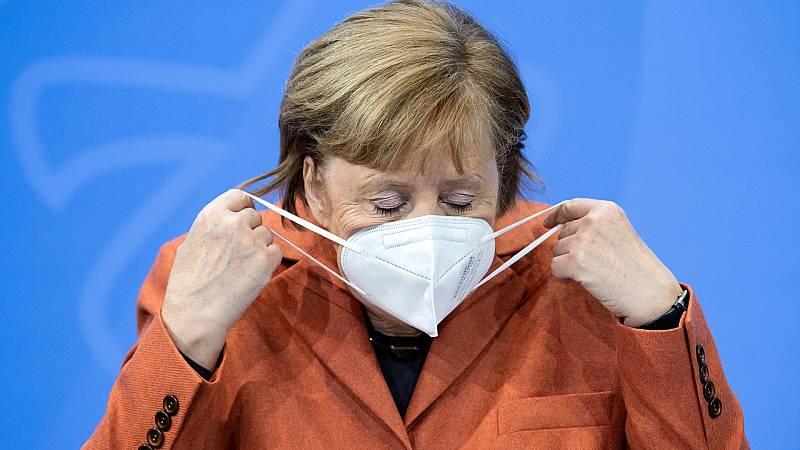 Alemania cerrará los colegios y la actividad no esencial hasta el 10 de enero