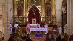 El Día del Señor - Colegiata de San Miguel, Ampudia (Palencia)