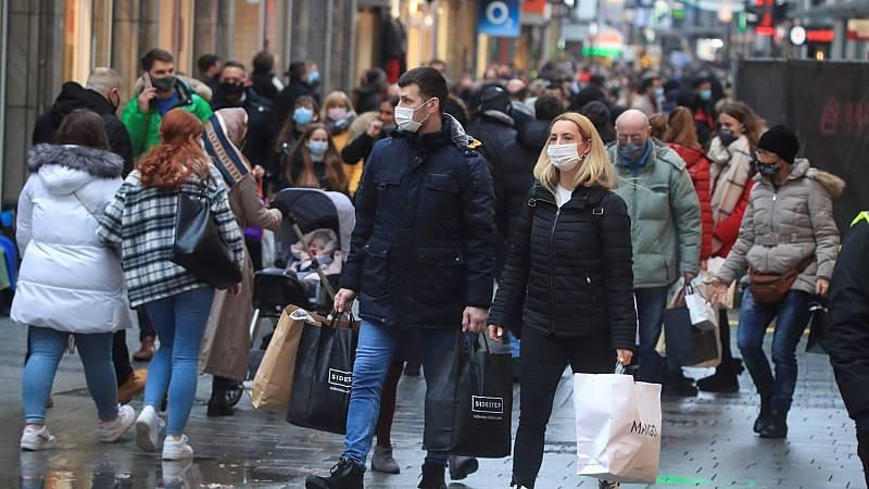 Alemania vuelve a un confinamiento duro durante la Navidad