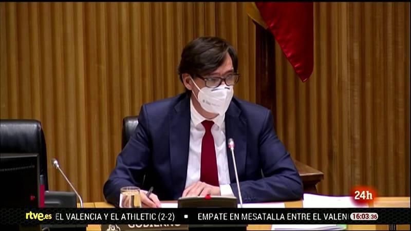 Parlamento - El foco parlamentario - Medidas sanitarias para la Navidad - 12/12/2020