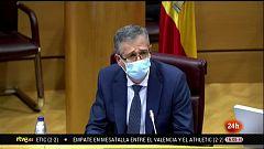 Parlamento - El foco parlamentario - Expertos opinan sobre los presupuestos en el Senado - 12/12/2020