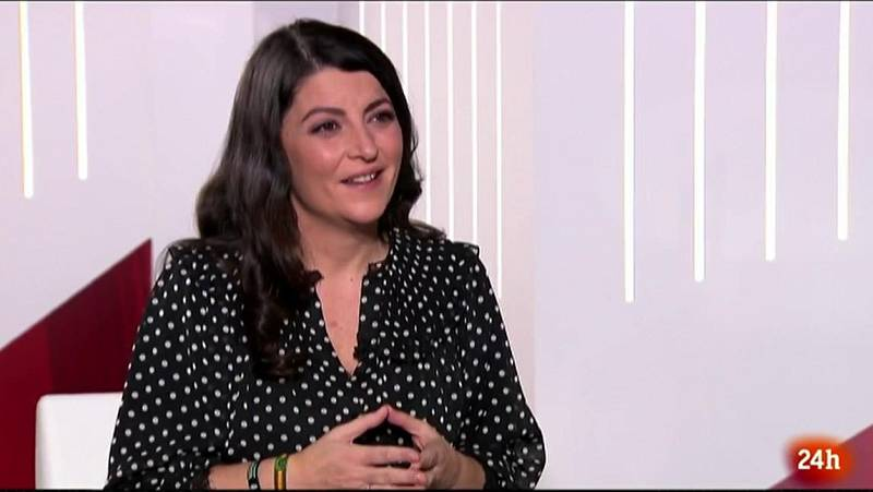Parlamento - La entrevista - Macarena Olona, portavoz adjunta de VOX - 12/12/2020
