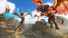Tráiler del videojuego 'Immortals: Fenyx Rising'