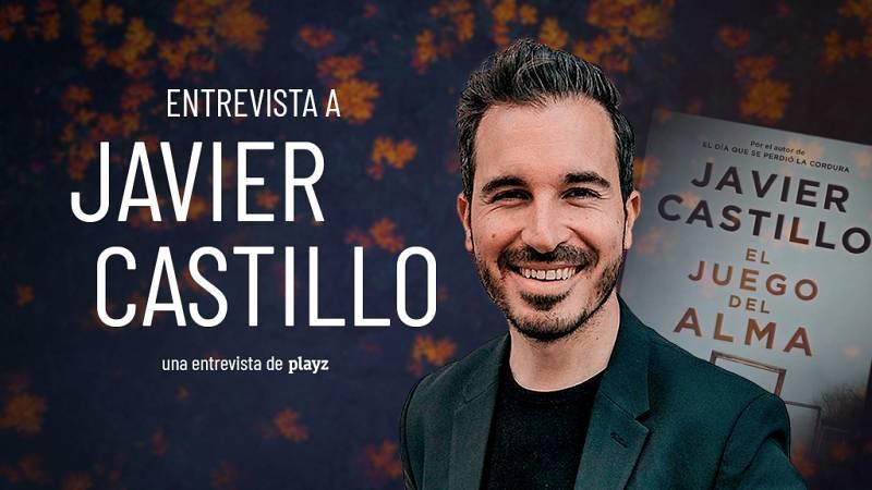 Charlamos con Javier Castillo, autor de 'El día que se perdió la cordura'