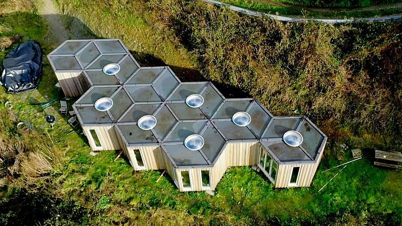 Construcciones imposibles - Una casa para el futuro - ver ahora