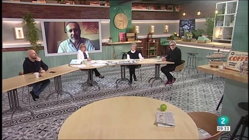 Oriol Mitjà, Carlos Carrizosa i estrelles Michelin