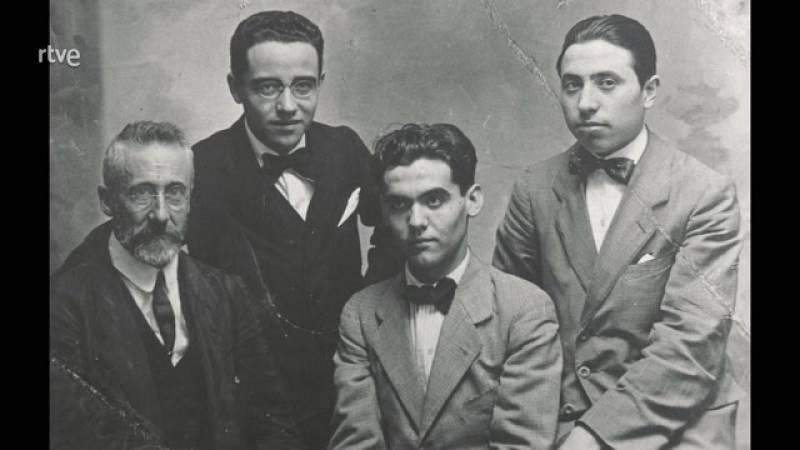 Imprescindibles relata el momento en que Antonio Machado conoció a Federico García Lorca