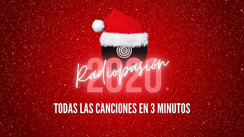 Radiopasión - Todas las canciones de 'Radiopasión 2020' en tres minutos - Ver ahora