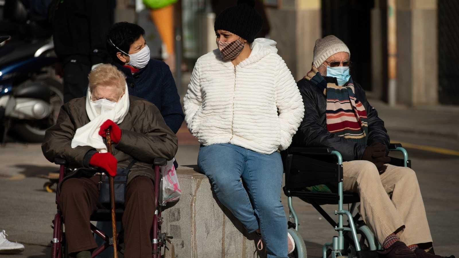 Uno de cada diez españoles se ha contagiado de coronavirus, según la cuarta ronda del estudio de seroprevalencia