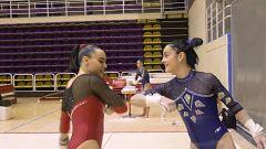 Gimnasia artística - Campeonato de España Divina Pastora Seguros