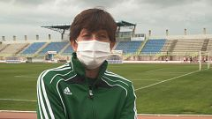 Mujer y deporte - Ex árbitra de fútbol y atleta: Paloma Quintero