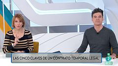Claves para comprobar si tu contrato temporal es legal