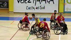 Baloncesto en silla de ruedas - Liga BSR División de Honor. Resumen Jornada 7