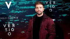 Pablo Alborán presenta el tema de su último disco 'Vértigo'