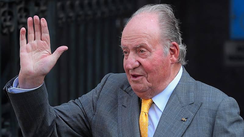 El rey emérito no volverá a España por Navidad
