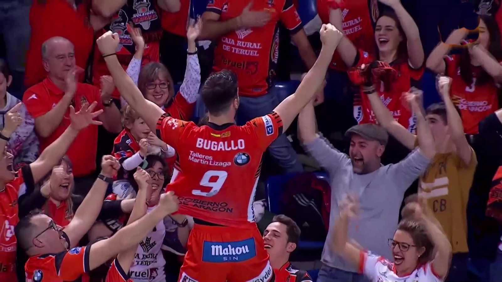 Voleibol - Actualidad Superliga masculina (I) - ver ahora
