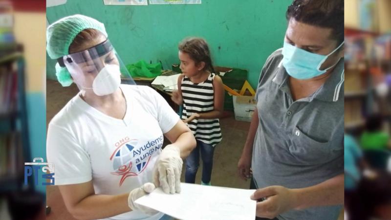 Ayudemos a un niño con Nicaragua