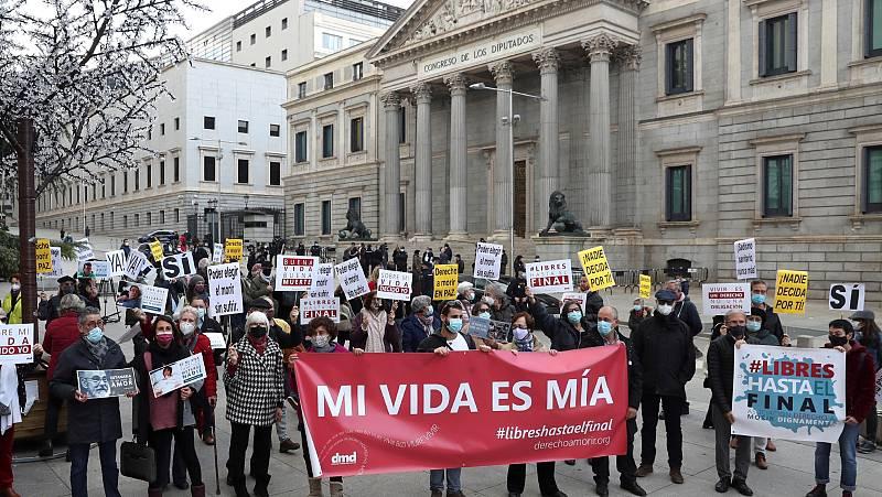 España, sexto país del mundo en legalizar la eutanasia