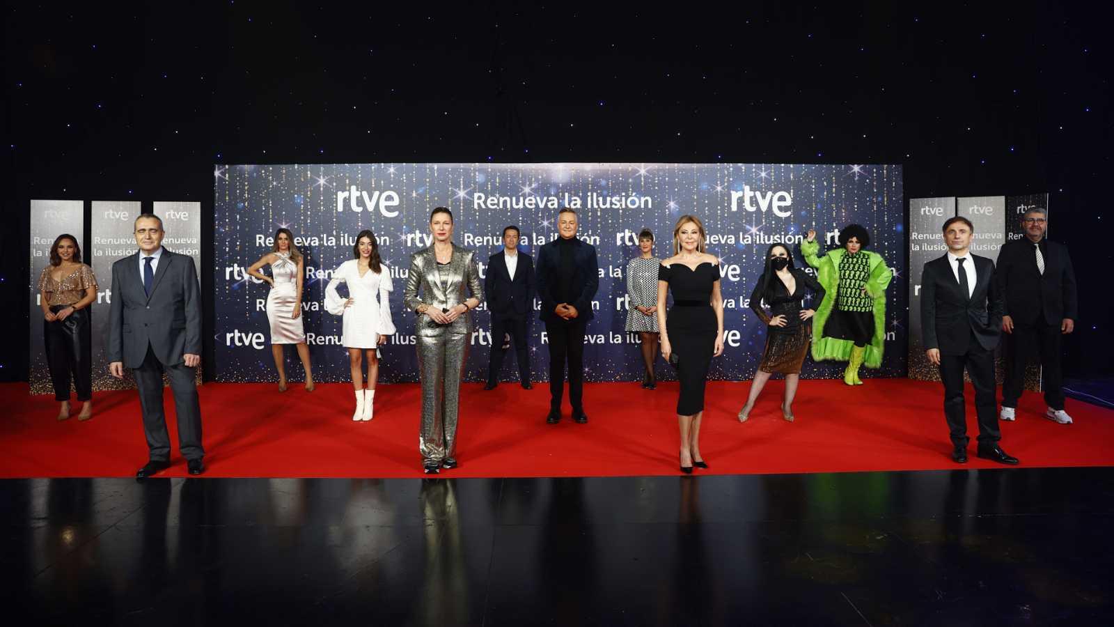 Una Navidad de lujo en RTVE