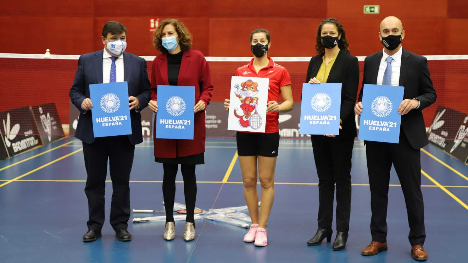 """Carolina Marín: """"Siento presión, pero quiero ese oro mundial en mi tierra"""""""