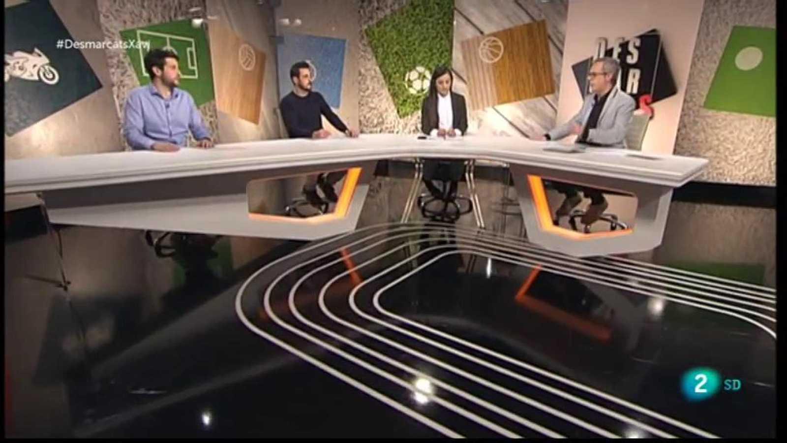 Desmarcats - Tertúlia Esportiva. Xavi s'exclou de la campanya