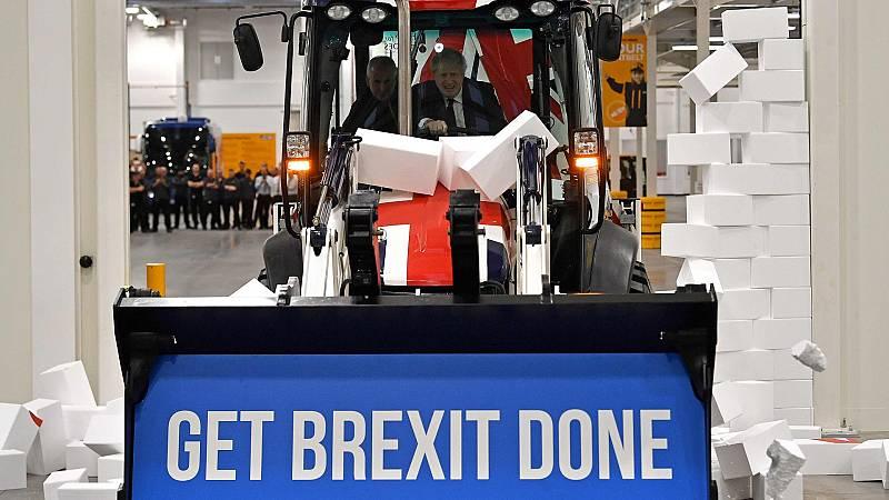 La Unión Europea cree que Johnson busca un 'Brexit' sin acuerdo