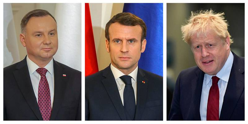 Macron, último de una larga lista de líderes mundiales contagiados con coronavirus