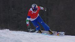 Snowboard - FIS Snowboard Copa mundo Magazine 2020/2021 - Programa 1