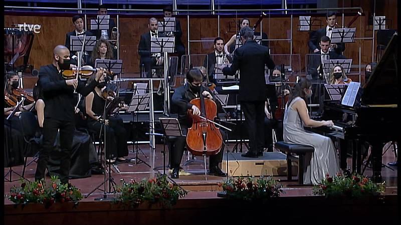 Los conciertos de La 2 - Concierto inaugural Curso académico 2020-2021 Escuela Superior de Música Reina Sofía ver ahora