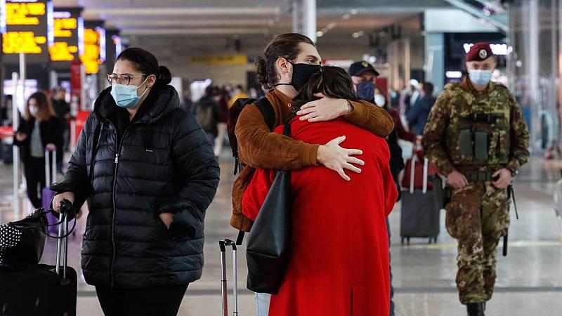 Italia endurece sus medidas y decreta un confinamiento casi total para las navidades