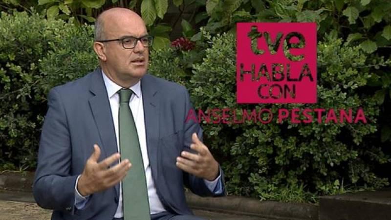 TVE habla Anselmo Pestana Padrón - 20/12/2020