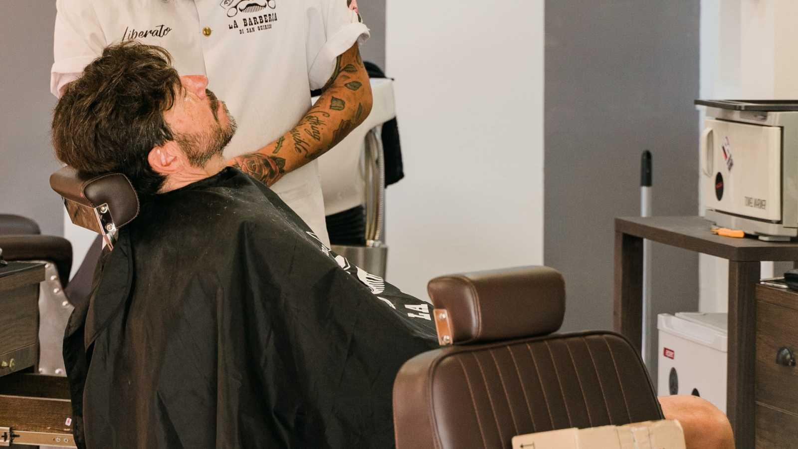 Cuidado de la barba con el uso de la mascarilla