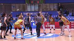 Baloncesto - Liga femenina Endesa. 16ª jornada: Movistar Estudiantes - Spar Girona