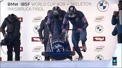 Bobsleigh A2 masculino - Copa del mundo 1ª manga