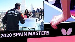 Tenis de mesa - Spain Masters 2020