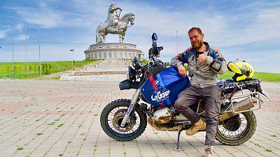 Diario de un nómada - Las huellas de Gengis Khan: Encontrando a Marco Polo en Ulan Bator - ver ahora