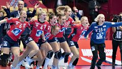 Noruega, campeona de Europa de balonmano