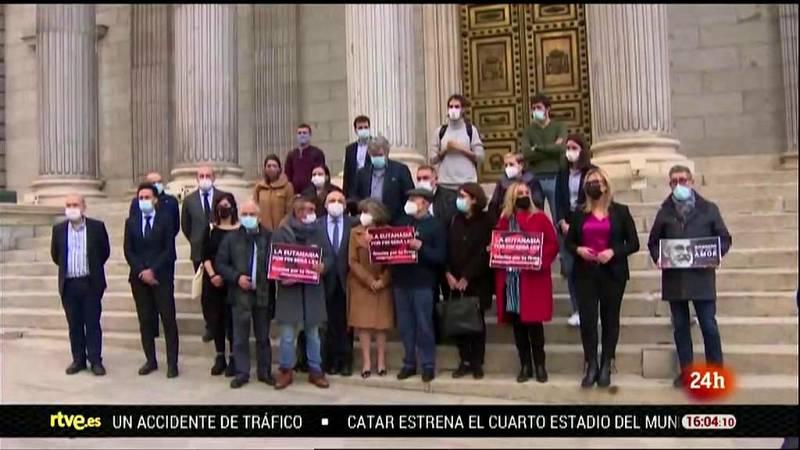 Parlamento - El foco parlamentario - Ley de Regulación de la Eutanasia - 19/12/2020