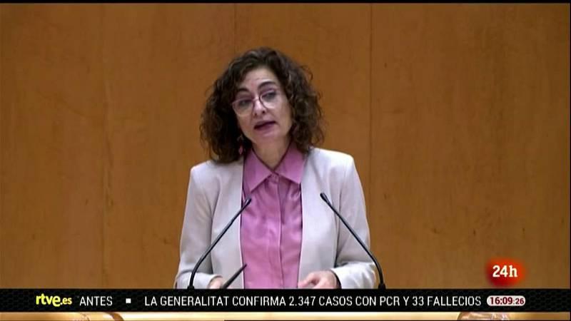 Parlamento - El foco parlamentario - Aprobación definitiva de los Presupuestos - 19/12/2020