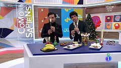 El reto gastronómico de David Bustamante en 'Como Sapiens'
